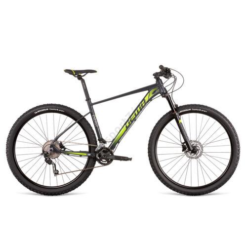 "Dema ENERGY 9 MTB kerékpár dark grey-neon yellow  29"""