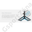 Tacx NEO 2T Smart Trainer T2875 okosgörgő