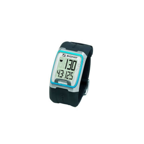 SIGMA PC 3.11 pulzusmérő karóra kék szín