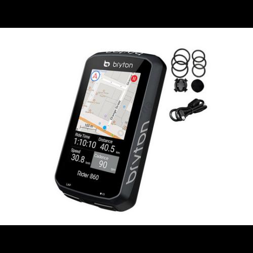 BRYTON RIDER 860E GPS komputer