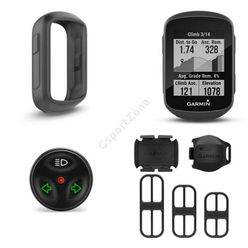 Garmin EDGE 130 PLUS MTB Bundle